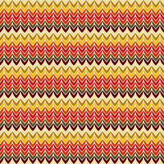Autumn themed pattern