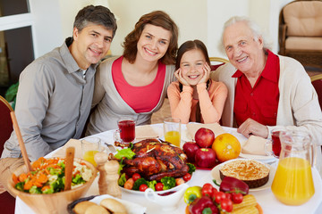 Thanksgiving festivity