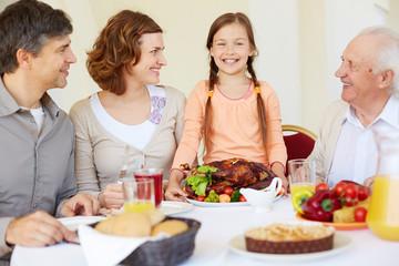 Thanksgiving dish