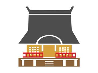 神社アイコン