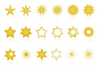 Stern und Sonne