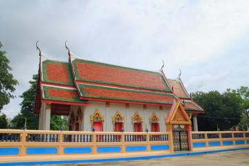 temple Wat Nang Chi, Uthai, Ayutthaya