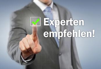 experten empfehlen