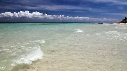 White Pristine Beach