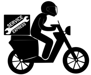scooter service express