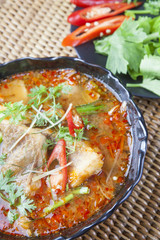 tom yum soup Thai Cuisine