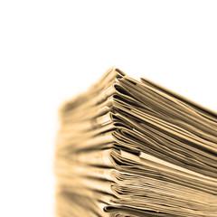 Alte Zeitungen