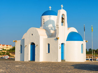 Agios Nikolaos (St Nicholas Church), Protaras, Cyprus
