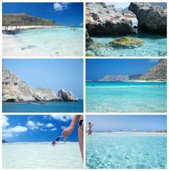 Creta Collage
