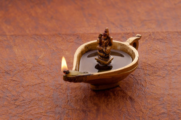 Diwali Diya Lamp