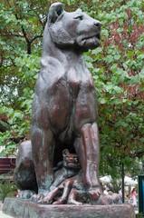 Landmark Lioness