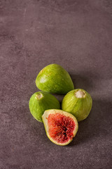 assorted fresh figs
