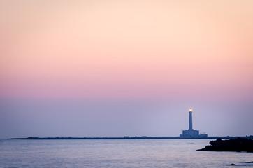 Lighthouse (Gallipoli, Puglia)
