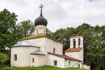 Church New Ascension in Pskov