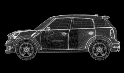 car 3D model