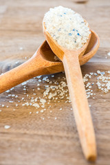 Blaues Salz