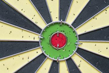 target closeup