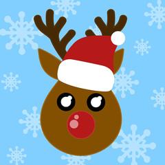 Christma's reindeer