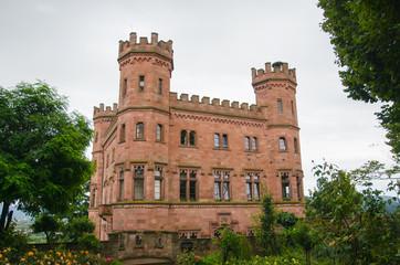 Ortenberg Castle