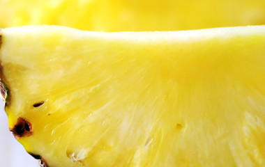 Pineapple slice background