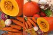 Légumes de Soupe :Potimarron Carotte Navet . . .