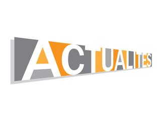 TEXTE ACTUALITES (informations infos rss en ligne bouton)