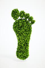 ecological footprint symbol