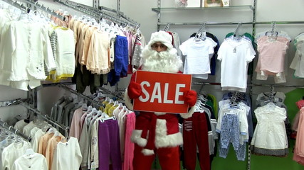 Santa Claus dancing tablet sale
