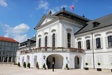 Bratislava - Presidential Palace