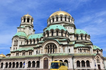 Bulgaria - Sofia Cathedral