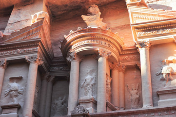 Al Khazneh - Treasury, Petra