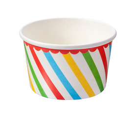 Ice Cream Cup isolated