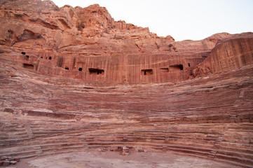 Roman Amphitheater - Petra, Jordan