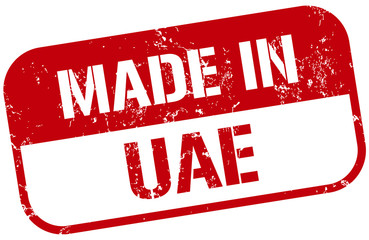made in uae stamp