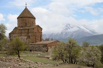 The Armenian Church of the Holy Cross in Akdamar Island