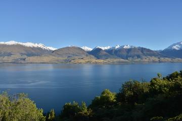Lake Wanaka landscape
