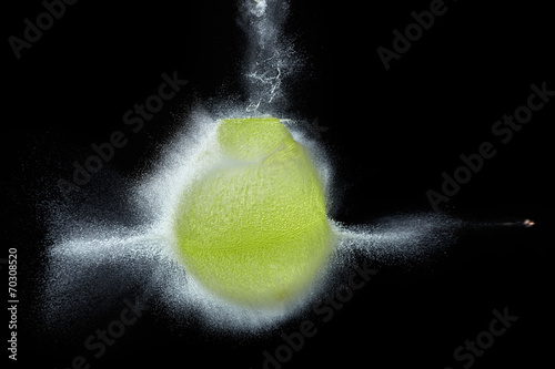 canvas print picture Explodierender Luftballon