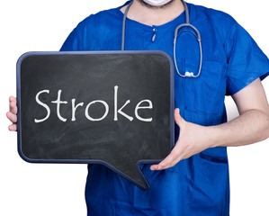 stroke brain medical doctor health