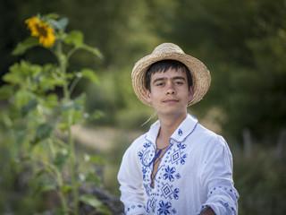 Romanian teenage