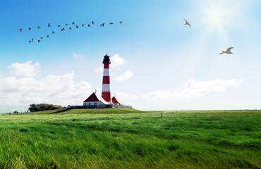 Nordfriesland, Leuchtturm
