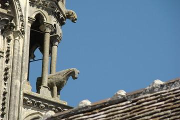 Cathédrale de Laon,Picardie