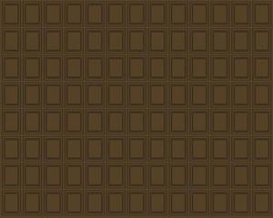 チョコレートの背景用イラスト