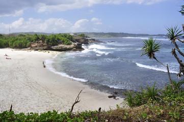 Indonesia. Nusa Lembongan. Dream Beach