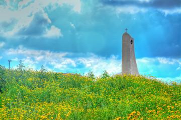 hdr steeple