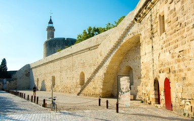 Aigues-Mortes en France