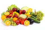 Fototapeta Frutta e verdura