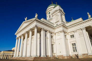Helsinki Cathedral or St Nicholas