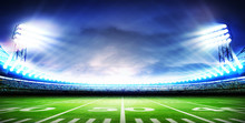 Stadion amerikanisch