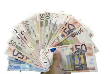 Abanico de euros