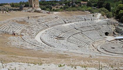 Parco archeologico, Siracusa - Sicilia